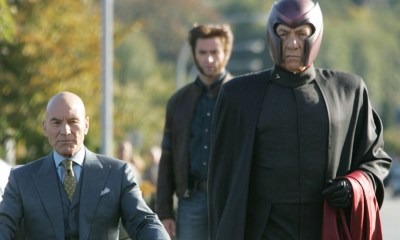 Patrick Stewart estaría en pláticas para entrar a Marvel Studios