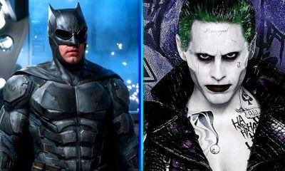 película de Batman con Ben Affleck y Jared Leto