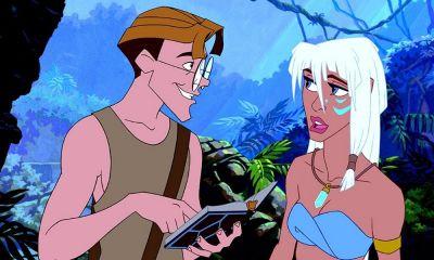 Planes para la secuela de Atlantis