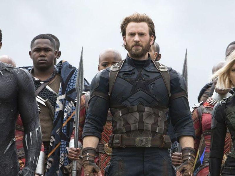 Revelan nuevas imágenes de 'Infinity War'