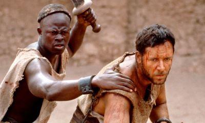 Ridley Scott quería un rinoceronte en Gladiator