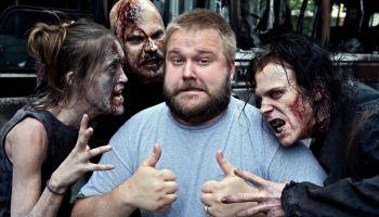 Robert Kirkman habló del final The Walking Dead
