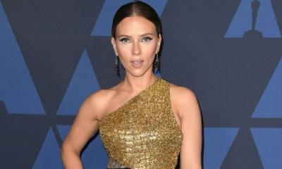 Scarlett Johansson habló sobre mantenerse delgada en Hollywood