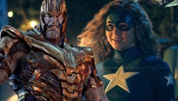 Stargirl tendrá a su propio Thanos