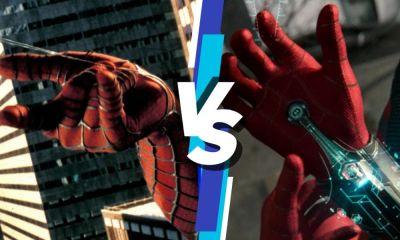 ¿Que es mejor para Spider-Man? La telaraña orgánica o los Web Shooters