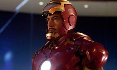 trailer oficial de Iron Man