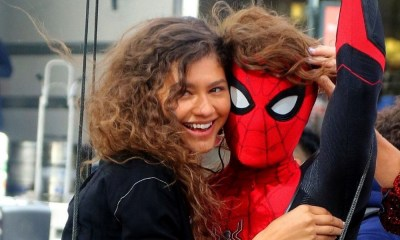 Zendaya hizo una referencia a Mary Jane