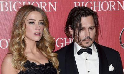 Amber Heard acusa a Johnny Depp de maltrato animal