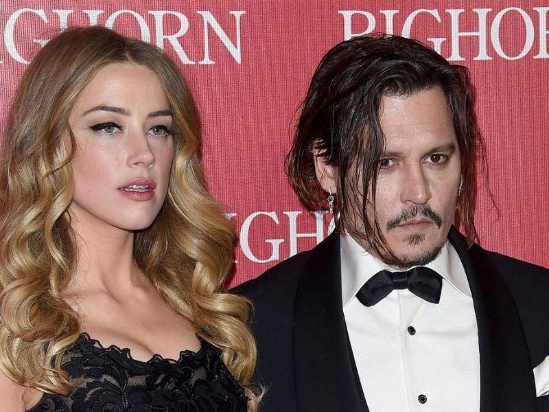 Amber Heard acusa a Johnny Depp de maltrato animal