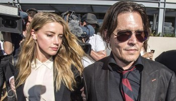 Amber Heard se burló del tatuaje de Johnny Depp