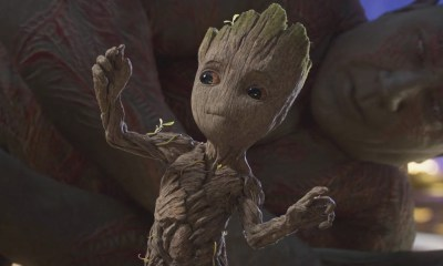 James Gunn confirmó una teoría de Baby Groot