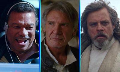 Billy Dee Williams regresaría a ser Lando Calrissian