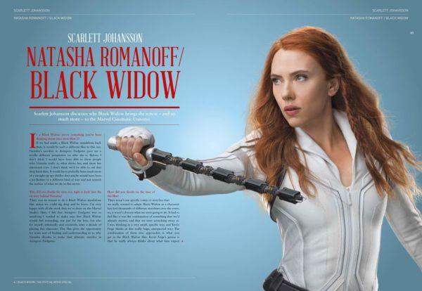 ¿Un nuevo trailer? Anuncian la fecha de estreno de nuevo material de 'Black Widow' black-widow-book-03-600x414
