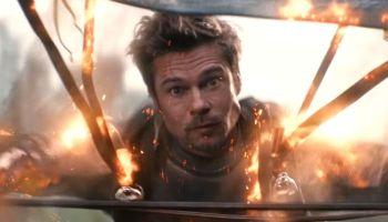 Brad Pitt trabajará con David Leitch en Bullet Train