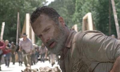 comida es un error en The Walking Dead