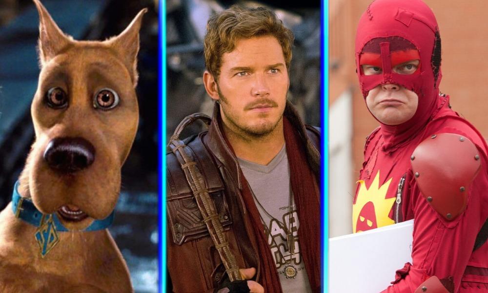 Crossover de 'The Suicide Squad' y 'Scooby-Doo'