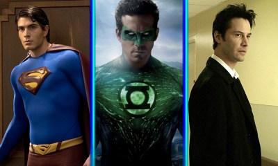 Regreso de Keanu Reeves a DC