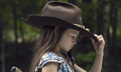 edad de Judith es un problema en The Walking Dead