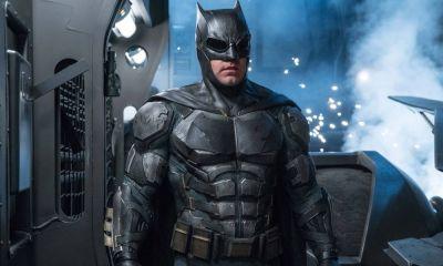el regreso de Ben Affleck como Batman