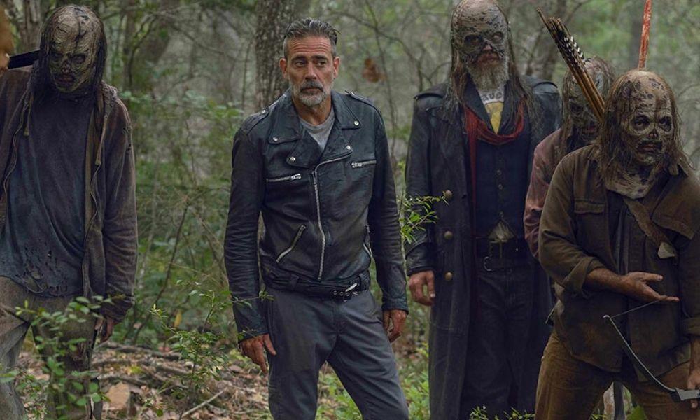 final de temporada de 'The Walking Dead'