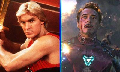 'Flash Gordon' influyó a los directores de 'Endgame'