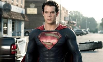 Henry Cavill usaría el traje plateado de Superman