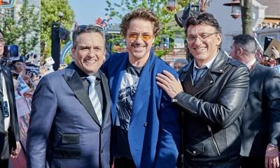 Nueva película de Robert Downey Jr. y los hermanos Russo