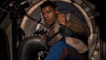 John Boyega ya no quiere ser actor secundario en Star Wars