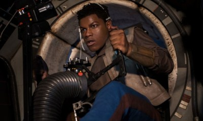 John Boyega ya no quiere ser actor secundario en Star Wars
