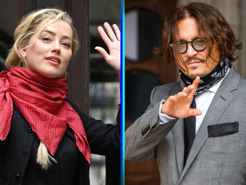 Johnny Depp revela porque fue golpeado por Amber Heard