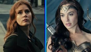 Wonder Woman y Lois Lane en 'Zack Snyder's Justice League'