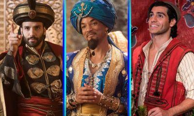 Marwan Kenzari habló sobre si volverá a Aladdin 2