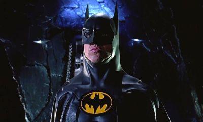 Michael Keaton como Bruce Wayne en el Arrowverse