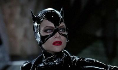 Michelle Pfeiffer metió un pájaro en su boca en Batman Returns