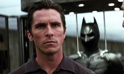 Nolan se basó en Theodore Roosevelt para crear a Batman
