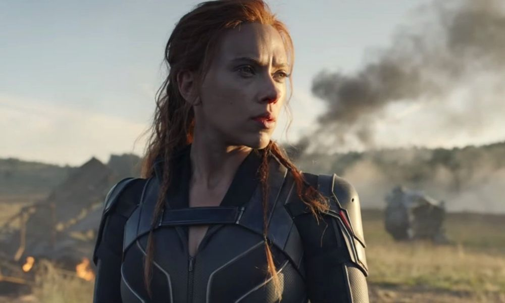 nuevas imágenes promocionales de Black Widow
