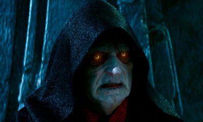 Plan de Palpatine para ocultarse de Luke Skywalker