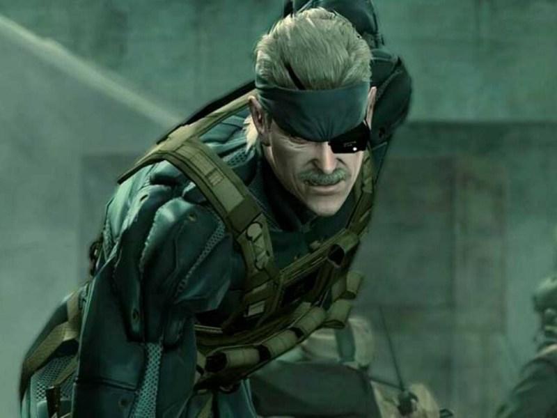 preparan serie de Metal Gear Solid