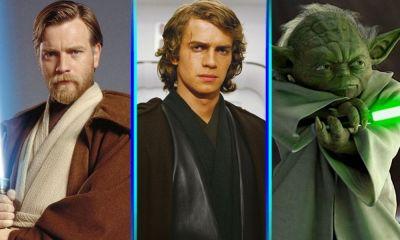 Rise of Skywalker incluía un cameo de Anakin Skywalker