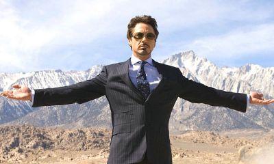 Robert Downey Jr. se convierte en presidente