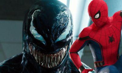 Spider-Man y Venom juntos en Marvel Studios
