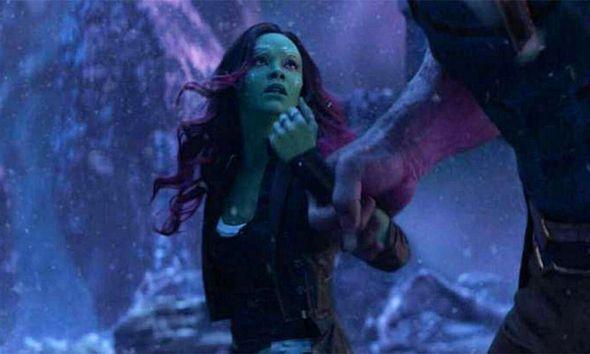Thanos no sacrificaba a Gamora por la gema del alma