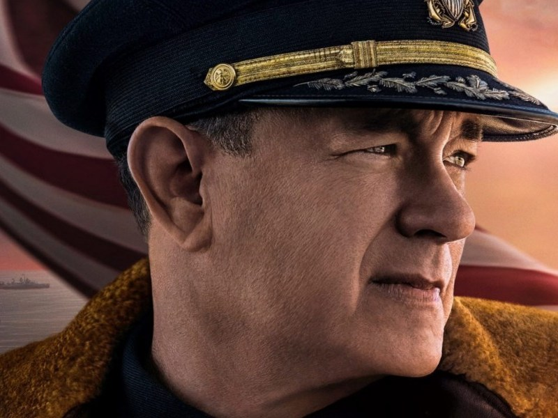 Tom Hanks habló sobre el estreno de 'Greyhound'