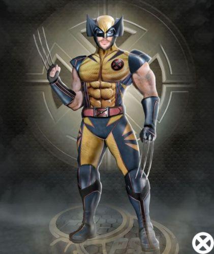 ¡Adiós a Venom! Así se vería Tom Hardy con el traje clásico de Wolverine tom-hardy-wolverine-421x500