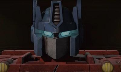 Trailer de 'Transformers War For Cybetron'