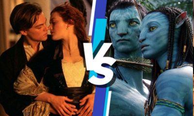 película más ambiciosa Titanic o Avatar