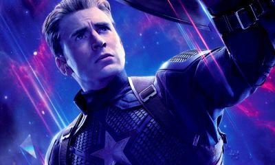 viaje en el tiempo de 'Captain America'