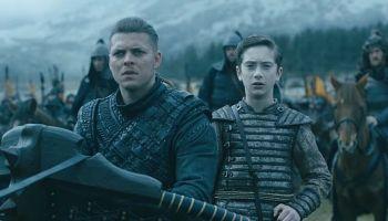 Adelanto de la segunda parte de la sexta temporada de 'Vikings'
