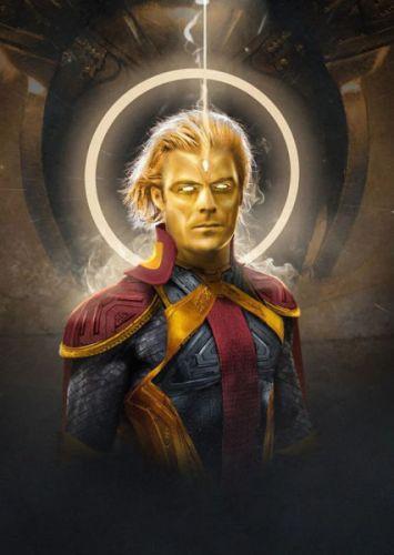 ¿Al MCU o al DCEU? Así se vería Zac Efron con trajes de superhéroes zac-efron-adam-warlock-2-355x500