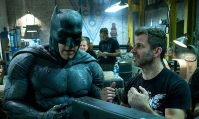 Zack Snyder regresaría al DCEU con condiciones